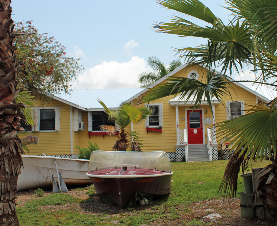 home in Everglades City